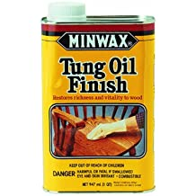 Tung Oil Finish, Quart