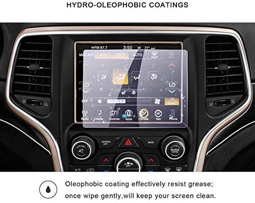[DIAGRAM_38DE]  Amazon.com: R RUIYA Display Navigation Screen Protector Compatible with  2014-2018 Grand Cherokee Uconnect, HD Clear TEMPERED GLASS Car In-Dash  Screen Protective Film (8.4-Inch Anti Blue Ray) | 1196 Jeep Cherokee Dash Wiring |  | Amazon.com