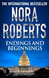 Front cover for the book Endings and Beginnings by Nora Roberts