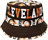Cleveland Bucket Team Color City Name Printed Bucket Hat Unisex