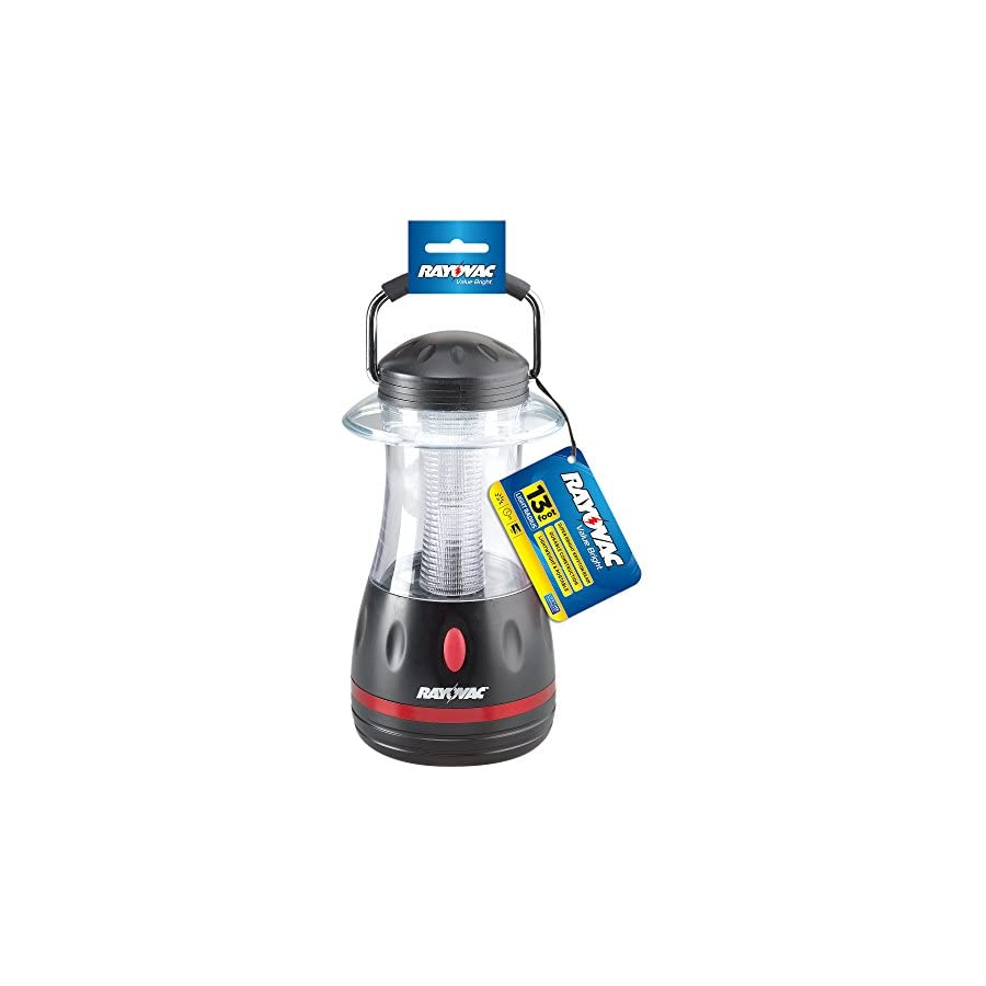 Rayovac Value Bright Lantern with Batteries