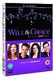 Buy Will & Grace Season 8 [DVD]