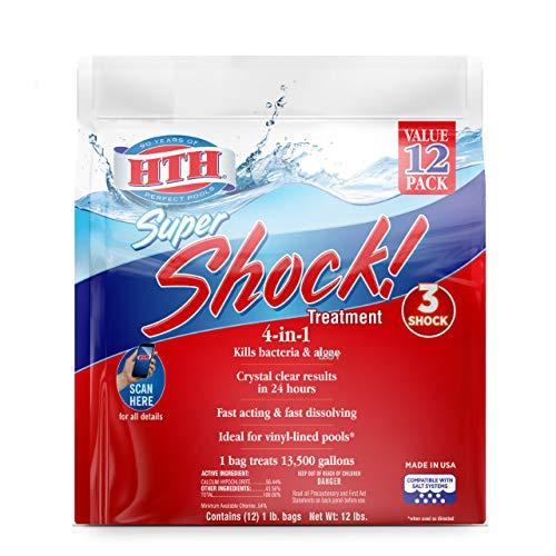 HTH 52026 Super Shock