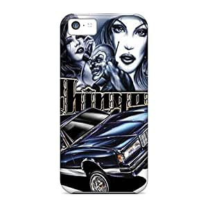 5c Scratch-proof Protection Case Cover For Iphone/ Hot Chingon Phone Case