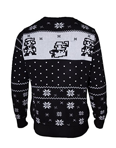 Nintendo - Mario X-mas Sweater Weihnachtspullover 2XL