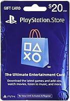 Sony PSN Live Card 20 dollars - (Para cuentas basadas en USA) - PlayStation