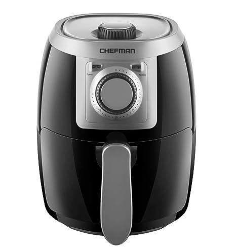 Amazon.com: Chefman TurboFry freidora personal de 2 litros ...