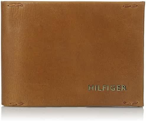 Tommy Hilfiger Men's David Slim Billfold Wallet