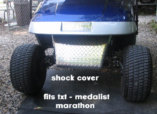 golf cart front bumper - 7