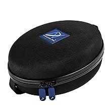 Upgrade Case for Sony H.Ear On MDR-100AAP, MDR-100ABN, Beats Studio 2.0/Studio 2.0 wireless Solo 2/Solo 2 Wireless, Solo 3, Monster DNA,Jabra Revo, Denon AH-MM400 Sennheiser Momentum 2.0/wireless
