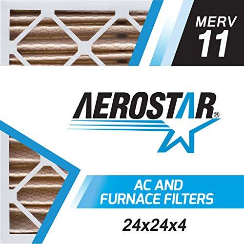 Aerostar 24x24x4 MERV Pleated Filter