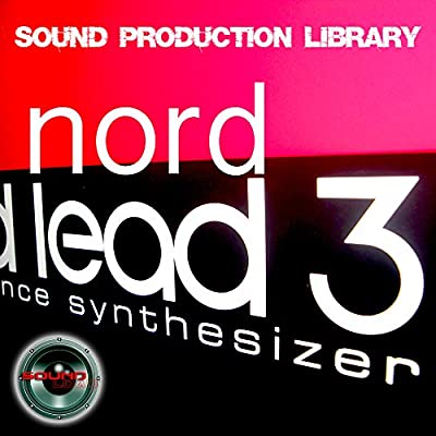 NORD LEAD III - Large unique original 24bit WAVE/Kontakt Multi-Layer Samples/Loops Library. FREE USA Continental Shipping on DVD or download; from SoundLoad