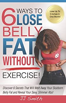 Ways Lose Belly Without Exercise ebook product image