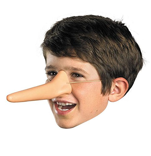 Disguise Costumes Pinocchio Nose,