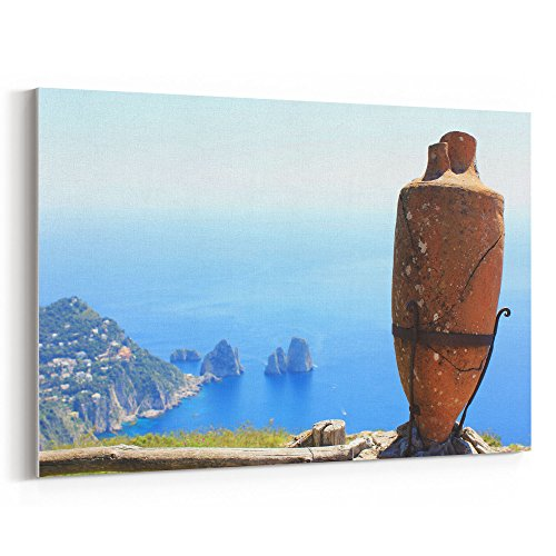 (Westlake Art - Photograpy Island - 12x18 Canvas Print Wall Art - Canvas Stretched Gallery Wrap Modern Picture Photography Artwork - Ready to Hang 12x18 Inch (CEFC-E1137))