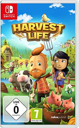 Price comparison product image Harvest Life (Nintendo Switch)