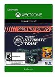 NHL 19 Ultimate Team NHL Points 5850 - Xbox One [Digital Code]