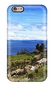 Iphone 6 Hybrid Tpu Case Cover Silicon Bumper Titicaca Lake 3770081K64640031