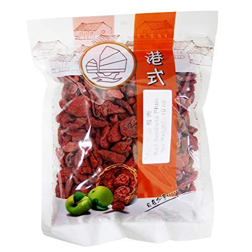 HongKong preserved Seedless Sweet Red Plum 10oz