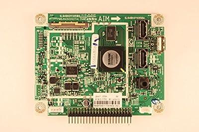 "Sanyo 50"" DP50843-04 1LG4B10Y105B0 Z6WT LED LCD Digital Main Board Unit"