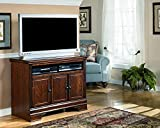 Ashley Furniture Signature Design - Hamlyn TV Stand - 42 in - Modern Styling - Dark Brown