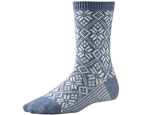 Smartwool Traditional Snowflake Lifestyle Socks Large