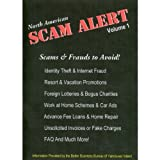 North American Scam Alert Volume 1