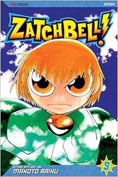 Zatch Bell!: v. 9 (Zatch Bell)