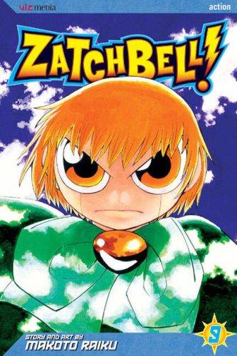 Download Zatch Bell! Vol. 9 ebook