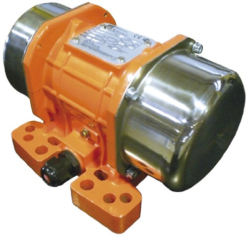 12 Volt Oli Vibrator MVE.202.DC.12 Electric Vibrator Motor DC Single Phase 440.92 Lb Output Force MVE 202DC12 0 Hz 3000 RPM
