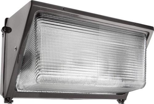 Rab Wp3csc250/480 Wallpack 250w Hps 480v Hpf Cutoff + Lamp Bronze