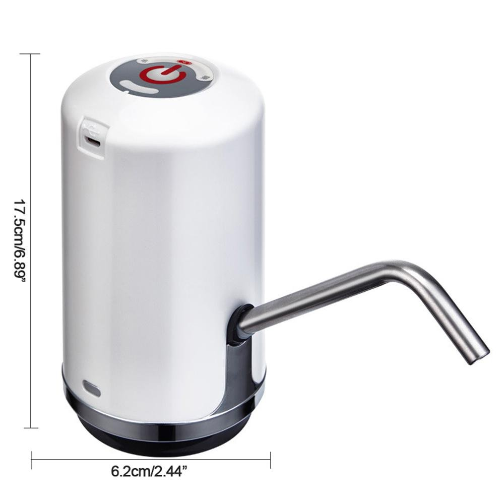 Layopo Electric Drinking Water Pump, USB Charging Universal Gallon Bottle Water Pump by Layopo (Image #8)