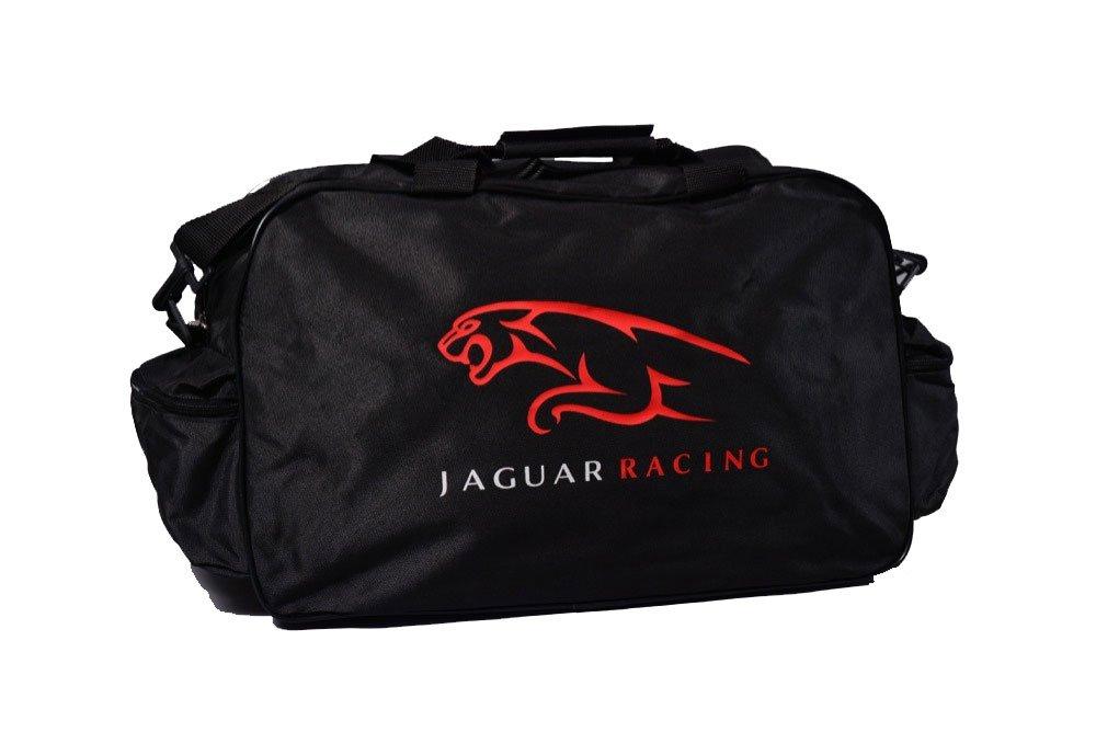Jaguar Racingロゴバッグユニセックスレジャー通学レジャーショルダーバックパック   B01N48RR38