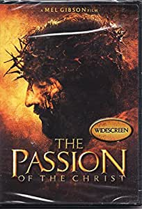 DVD - Passion Of The Christ (Widescreen) (Signed)