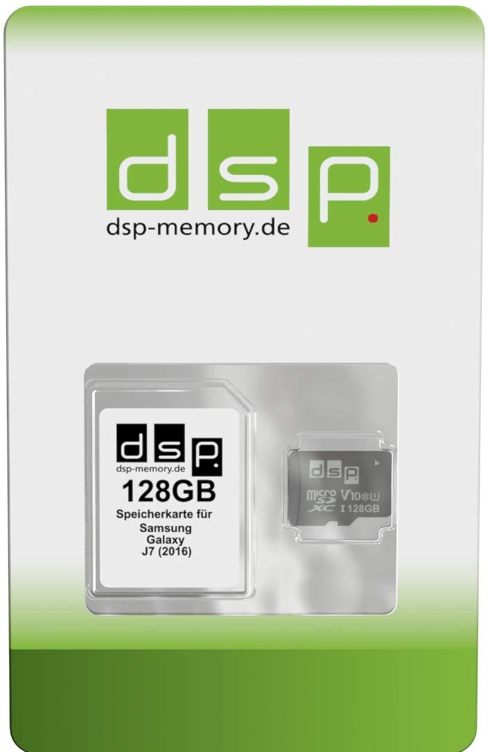 Tarjeta de Memoria de 64 GB (A1, V30, U3) para Samsung Galaxy J7 (2016)