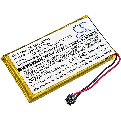 Replacement battery for GARMIN - Smartwatch Battery - Vivoactive ...