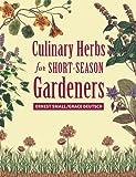 Culinary Herbs for Short-Season Gardeners