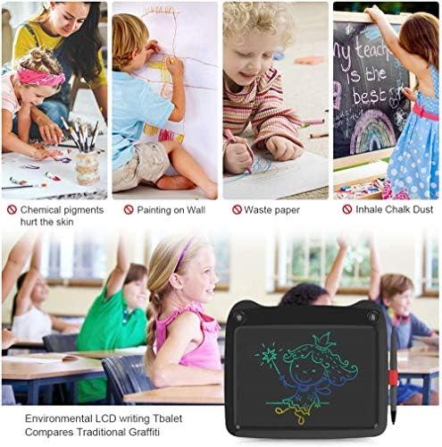 """All-Purpose LCD-Schreibtafel Bunter Bildschirm, 9""""Electronic Drawing Doodle Board, LCD Digital Handwriting Pad Geschenke Für Kinder Kinder Zu Hause Und in Der Schule 2Er Pack"""