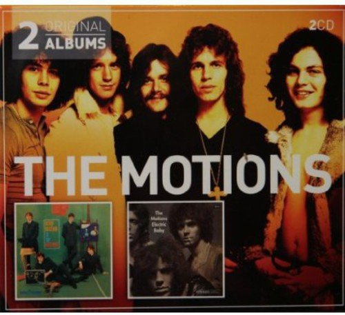 Motions - An Introduction To The Motions/electric Baby - Zortam Music