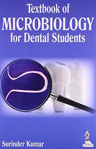 Textbook of Microbiology for Dental Stu