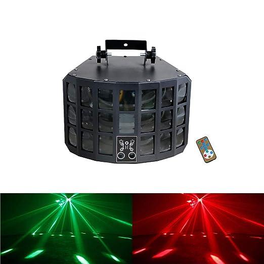 YUX DJ Fiesta de Las Luces de Sonido Activado la luz del ...