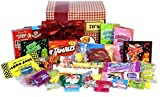 Candy Crate Old Fashioned Sweets Decade Gift Box 1970's