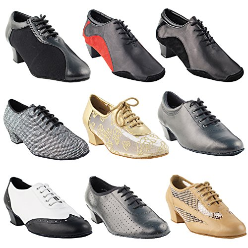 of Shades Discount Check Shoes Cuban Tango Shoes Latin by Special at Dance Practice Heel~ Ballroom Collection Theather Teaching Pigeon Apply Swing 50 Bundle Dress Art Women Gold Salsa Out Party Party Thick ptvAWTIwcq
