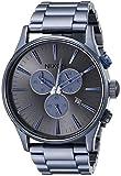 Nixon Men's A3861679 Sentry Chrono Watch