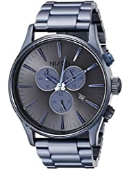 Nixon Men's A3861679 Sentry Chrono Watch