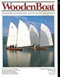 img - for Wooden Boat Woodenboat. Magazine. January February 2002. Number 164. 88 Class St Lawrence Skiffs; Rotating Daggerboards; Boatbuilder Ralph Stanley; Runabouts -Switzerland; Schooner Pacific Grace. For Wooden Boat Owners Builders Designers. book / textbook / text book