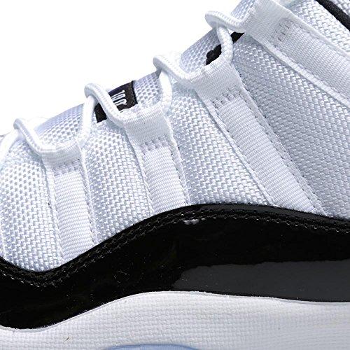 Nike Air Jordan 11 Bg Basso (gs) Concord - 528896-153