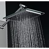 "Blue Ocean 8"" SH6021A Chrome Bath Rainfall Shower Head"