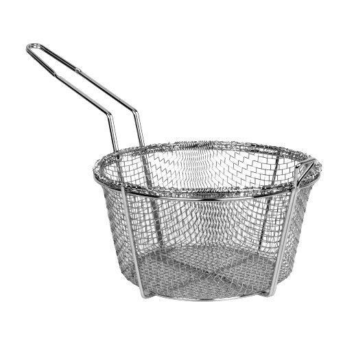 8 inch fryer baskets - 6