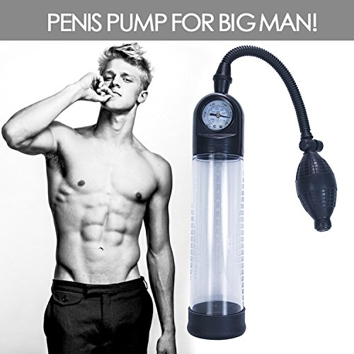 Marcaus Paint Co CANWIN New Proextender Penis Enlargement With Pressure Meter Canwin Best Extender Vacuum Pump Cock Adult Toys For Men 50 [Sale] by Marcaus Paint Co